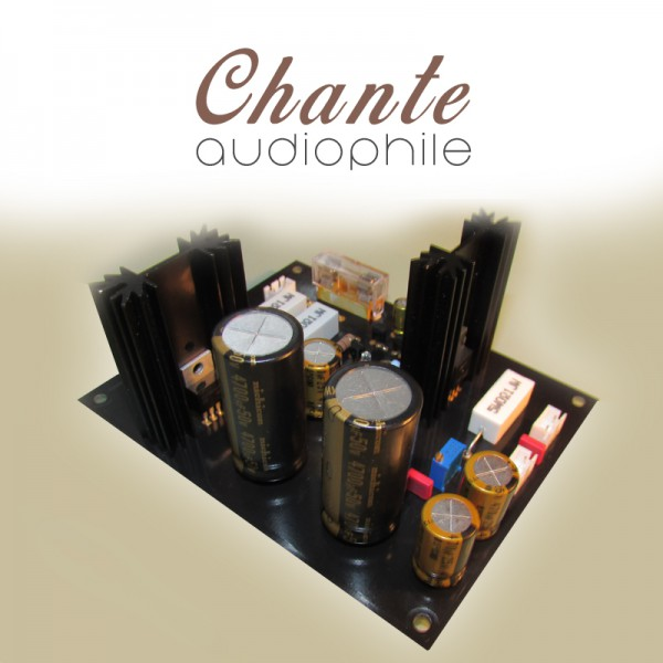Chante Audiophile Power Supplies
