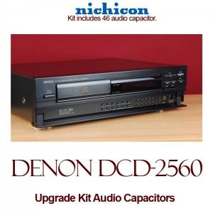 Denon DCD-2560 Upgrade Kit Audio Capacitors