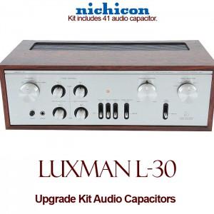 Luxman L-30 Upgrade Kit Audio Capacitors