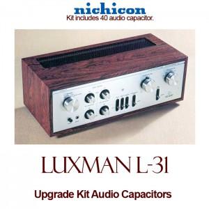 Luxman L-31 Upgrade Kit Audio Capacitors