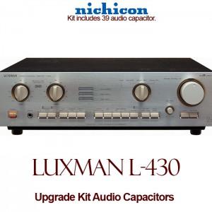 Luxman L-430 Upgrade Kit Audio Capacitors