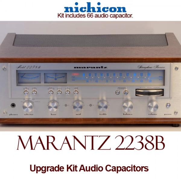 Marantz 2238B Upgrade Kit Audio Capacitors