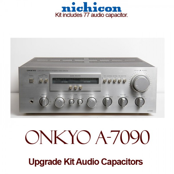 Onkyo A-7090 Upgrade Kit Audio Capacitors