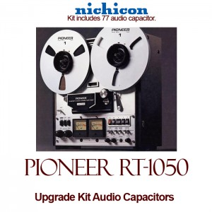 Pioneer RT-1050 Upgrade Kit Audio Capacitors