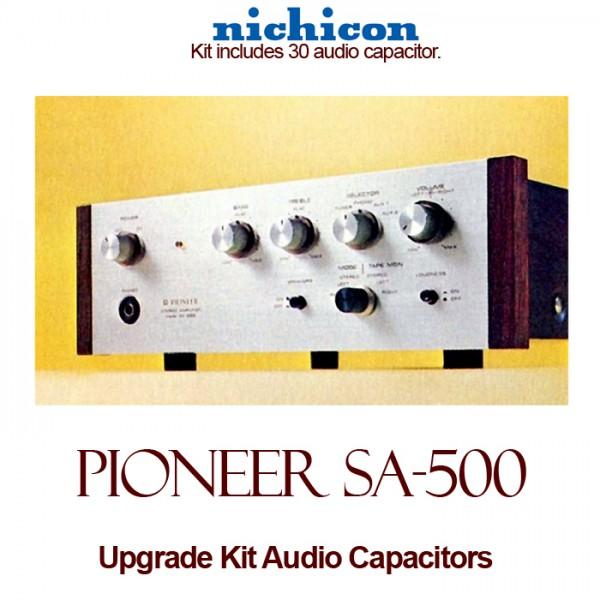 Pioneer SA-500 Upgrade Kit Audio Capacitors