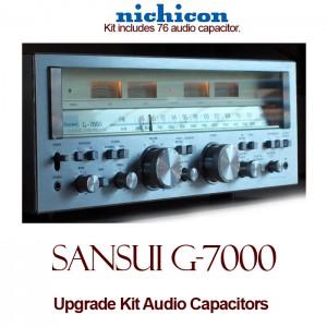 Sansui G-7000 Upgrade Kit Audio Capacitors