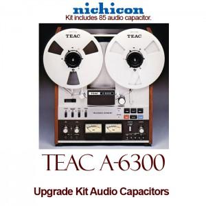 TEAC A-6300 Upgrade Kit Audio Capacitors