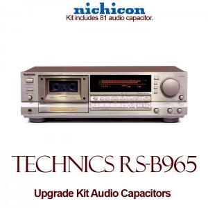 Technics RS-B965 Upgrade Kit Audio Capacitors