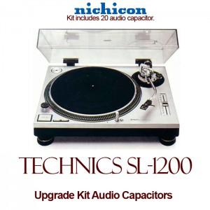 Technics SL-1200 Upgrade Kit Audio Capacitors