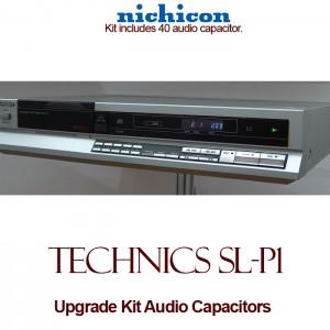 Technics SL-P1 Upgrade Kit Audio Capacitors