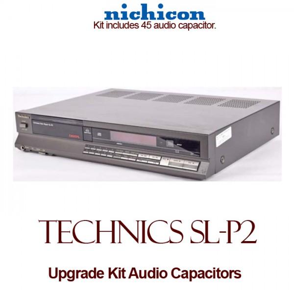 Technics SL-P2 Upgrade Kit Audio Capacitors