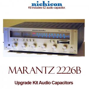 Marantz 2226B Upgrade Kit Audio Capacitors