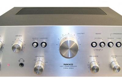 Nikko TRM-650