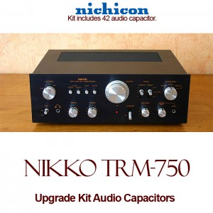 Nikko TRM-750 Upgrade Kit Audio Capacitors