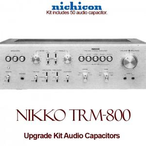 Nikko TRM-800 Upgrade Kit Audio Capacitors