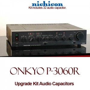 Onkyo P-3060R Upgrade Kit Audio Capacitors