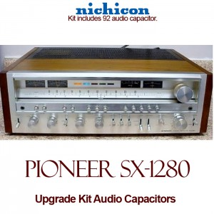 Pioneer SX-1280 Upgrade Kit Audio Capacitors