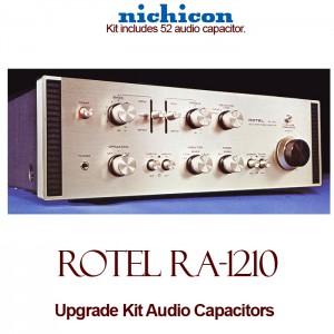 Rotel RA-1210 Upgrade Kit Audio Capacitors