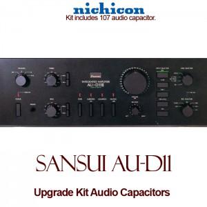 Sansui AU-D11 Upgrade Kit Audio Capacitors