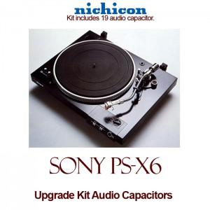Sony PS-X6 Upgrade Kit Audio Capacitors