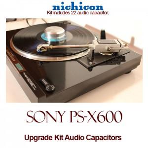 Sony PS-X600 Upgrade Kit Audio Capacitors