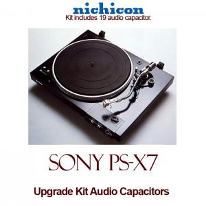 Sony PS-X7 Upgrade Kit Audio Capacitors