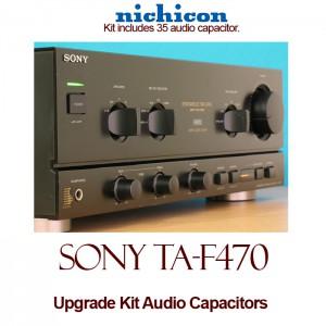 Sony TA-F470 Upgrade Kit Audio Capacitors