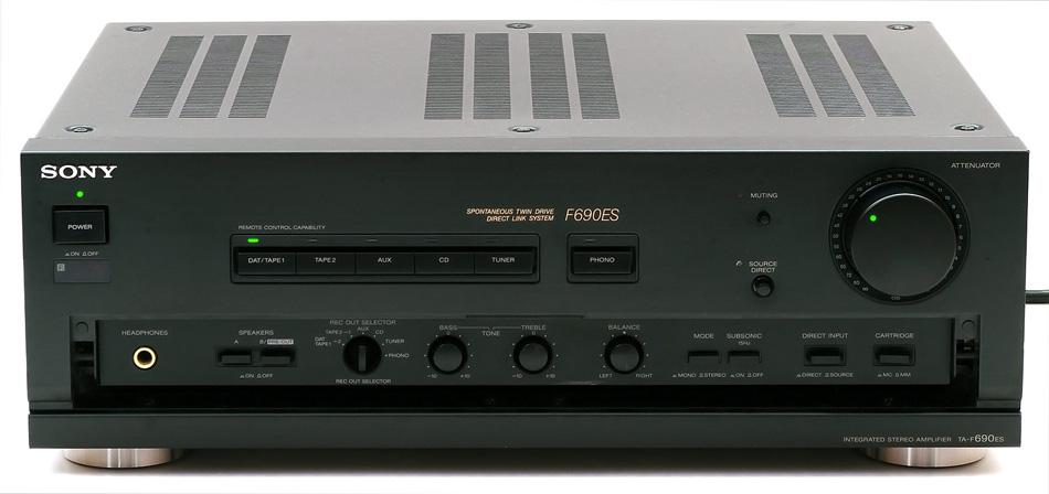 Sony TA-F690ES