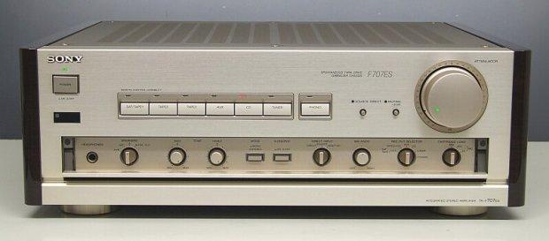 Sony TA-F707ES