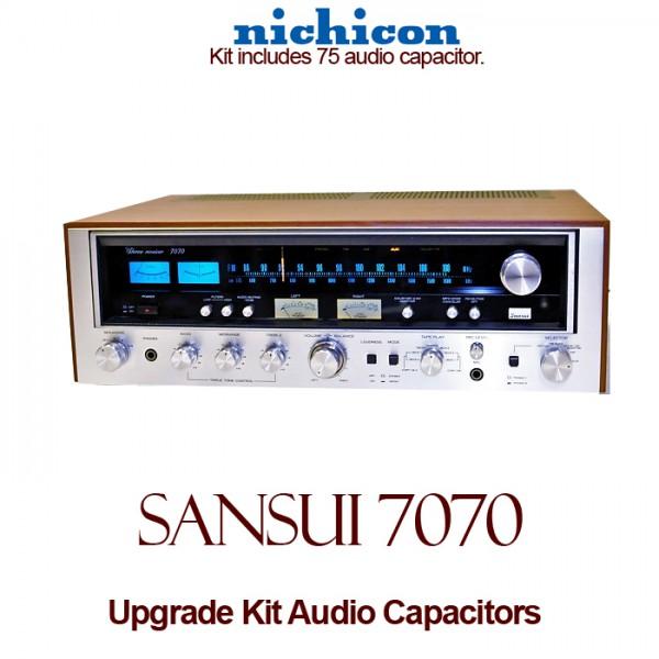 Sansui 7070 Upgrade Kit Audio Capacitors