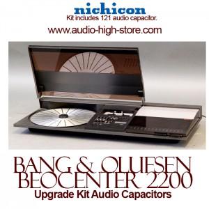 Bang & Olufsen Beocenter 2200 Upgrade Kit Audio Capacitors