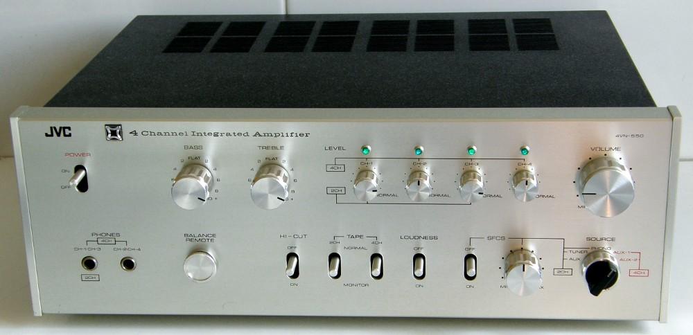 JVC 4VN-550