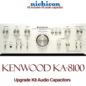 Kenwood KA-8100 Upgrade Kit Audio Capacitors