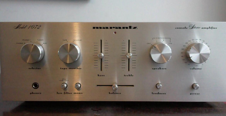 Marantz 1072