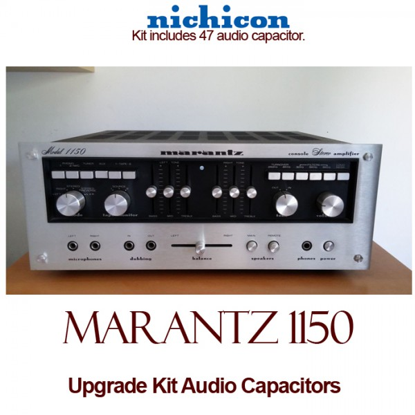 Marantz 1150 Upgrade Kit Audio Capacitors