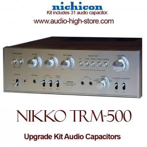 Nikko TRM-500 Upgrade Kit Audio Capacitors