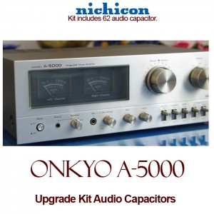 Onkyo A-5000 Upgrade Kit Audio Capacitors