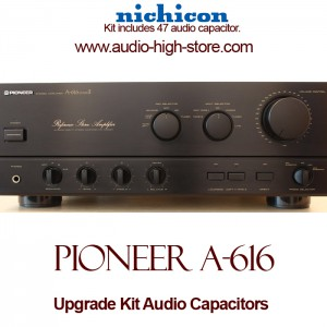 Pioneer A-616 / mkII Upgrade Kit Audio Capacitors