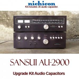 Sansui AU-2900 Upgrade Kit Audio Capacitors