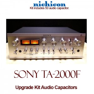 Sony TA-2000F Upgrade Kit Audio Capacitors