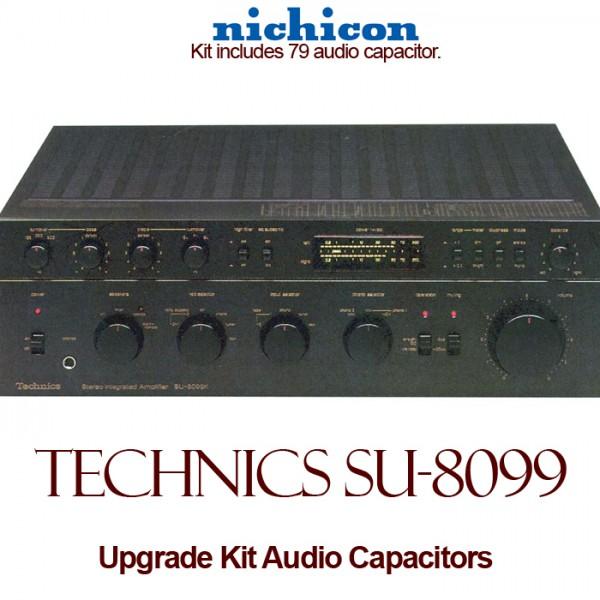 Technics SU-8099 Upgrade Kit Audio Capacitors