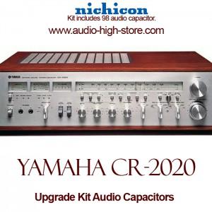 Yamaha CR-2020 Upgrade Kit Audio Capacitors