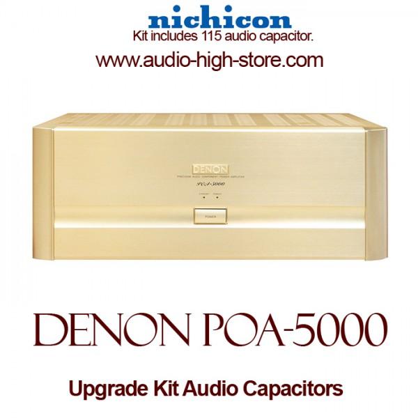 Denon POA-5000 Upgrade Kit Audio Capacitors