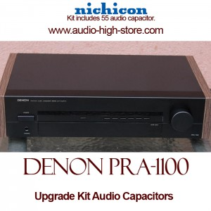 Denon PRA-1100 Upgrade Kit Audio Capacitors