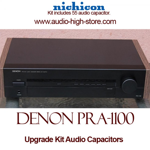 Denon PRA-1100 Upgrade Kit Audio Capacitors