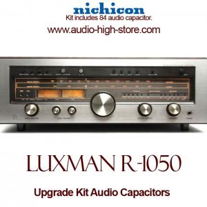 Luxman R-1050 Upgrade Kit Audio Capacitors
