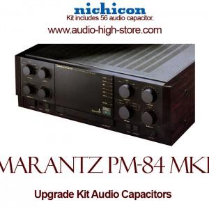 Marantz PM-84 Mkii Upgrade Kit Audio Capacitors