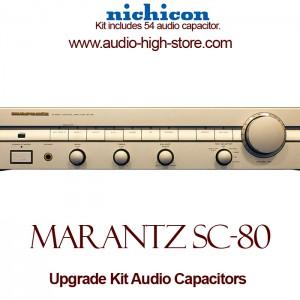 Marantz SC-80 Upgrade Kit Audio Capacitors