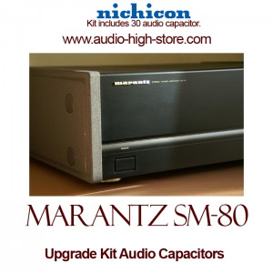 Marantz SM-80 Upgrade Kit Audio Capacitors