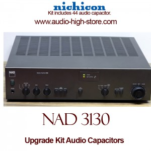 NAD 3130 Upgrade Kit Audio Capacitors